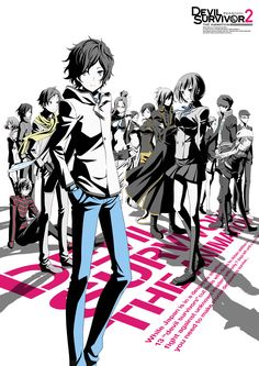 Yuzu presents kazuya and atsuro with specially modded gaming devices devil survivor 2 the animation ger dub altavistaventures Choice Image