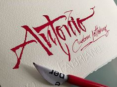Calligrafia on Behance