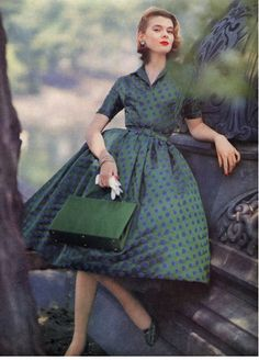 Vogue, 1955...fabulous!