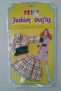 Vintage 1960's mod barbie clone fashion never opened WOW+++ #Dolls