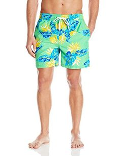 Men's Clothing - Kanu Surf Mens Riviera Swim Trunks -- Continue to the product at the image link. (This is an Amazon affiliate link)