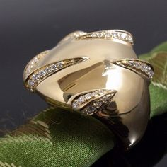 Cartier Panthere Griffe Ring