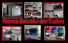 Vende-se Trailer para lanches novo de Fabrica-RS, Gravataí (RS)