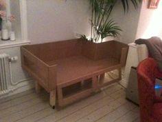Bur in MDF - Accommodation & furnishings - guinea iFokus