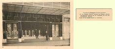 Cinema Odeon, Frankrijklei 48 te Antwerpen.