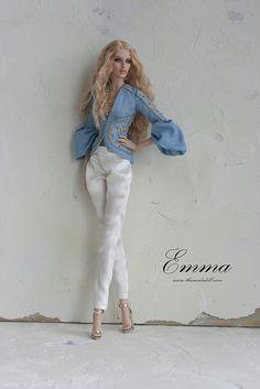 "New modsdoll ""Emma"" | by Yian from modsdoll"