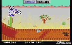 California Games (Commodore 64)