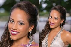 Erin Nicole Hislop finalist Miss Cayman Islands 2016