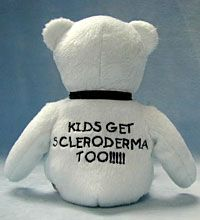 Kids get scleroderma too! Check out this website for more information on Pediatric Scleroderma!