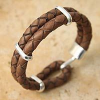 MENS BRACELETS - Men's Bracelet Collection at NOVICA - meaningful mens jewelry, jewelry mens bracelets, cheap mens jewelry Braided Bracelets, Bracelets For Men, Fashion Bracelets, Fashion Jewelry, Bracelet Men, Charm Bracelets, Friendship Bracelets, Jewelry Accessories, Women Jewelry