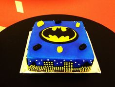 Batman Birthday Cake Bake Your Day, LLC - Alexandria, LA www.facebook.com/bakeyourdayllc (318) 229-0299 bakeyourdayllc@hotmail.com