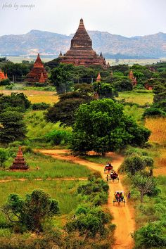 Bagan, Myanmar www.myanmartravelinformation.com