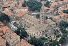 Basilique Saint Sernin. Toulouse.