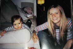 """"""" Gwyneth Paltrow & Apple Martin (x) """""""