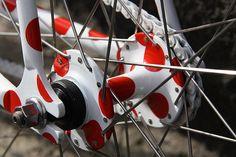 El Cohete - The Polka Dot Rocket - Bike Thrones