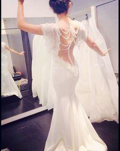 Bride to Be Galia Lahav  fitting