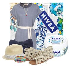 """""""Nivea..."""" by sweetheartnectar ❤ liked on Polyvore featuring Nivea, American Vintage, Taschen, rag & bone, Steve Madden, Forever 21 and Kenneth Cole"""