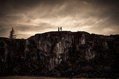 Rhett & Jillian :: Ain't No Mountain High Enough :: {Oregon Elopement, wedding Photographer}