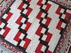 Red White Black Quilt - Yahoo Image Search Results
