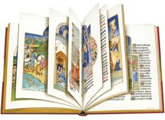 Illouminated manuscript - book shaped wooden puzzle www.jigsaws.co.uk