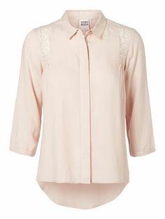 Cute pink shirt from VERO MODA