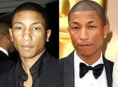 Pharrell Williams from Stars Who Never Age | E! Online