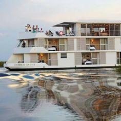 start planning your December holiday trip now, cruise on the Chobe River indulging on the house boat, witness beautiful sunsets  or if you prefer to laze on land, relax poolside underneath a riverine canopy at our secluded tented lodge.visit our website africamemoriestravel.com for more #travel #ChobeRiver #Botswana #safari #sunsets #houseboat