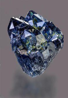 Scorodite with Betpakdalite inclusions - 35 Level, Tsumeb Mine, Tsumeb, Otjikoto Region, Namibia Size: 20 mm