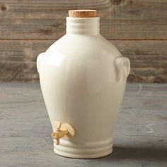 Ceramic Vinegar Pot #williamssonoma