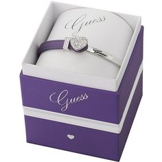 Gift box Bracelet GUESS JEWELRY