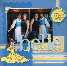 Layout: Belle