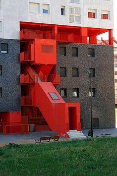 mirador housing by mvrdv