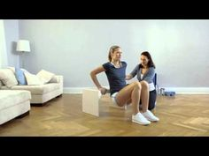Fit Club On The Go - Triceps Dips | NIVEA Fit Club | On The Go Exercises | Arms and Upper Body