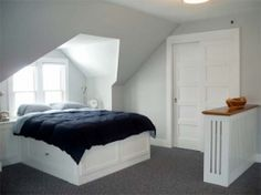 An Attic Renovation Decades in The Making: After