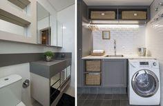 Confira 10 ideias de como usar a cor cinza na decoração da sua casa e inspire-se: http://www.oolhaisso.com/2015/07/10-ideias-cinza-na-decoracao.html