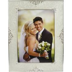 Better Homes and Gardens Stamped Wedding Picture Frame, Pewter. Someone buy me this frame please. Wedding Picture Frames, Wedding Frames, Wedding Pictures, The Time Machine, Cherished Memories, Better Homes And Gardens, Wedding Events, Home And Garden, Walmart