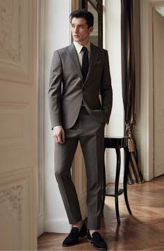 To the wedding - reiss editorial 西 装 in 2019 mens fashion suits, wedding me Mens Fashion Suits, Mens Suits, Formal Attire For Men, Boys Long Hairstyles, Poses For Men, Dapper Gentleman, Mens Clothing Styles, Men's Clothing, Vintage Clothing