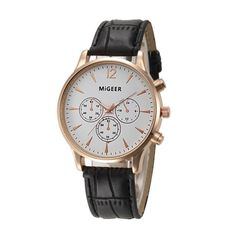 Migeer Men's Elegant Watch - zeltsy