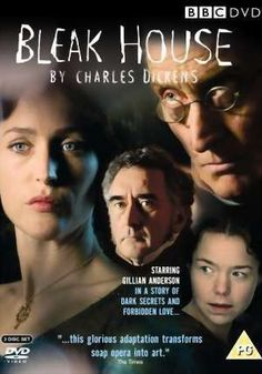 Very well done adaptation of Charles Dickens' Bleak House. Great cast.