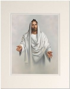 """~Jesus~ """"Abide With Me"""" painting by Simon Dewey. Jesus Christ inspires me. Images Du Christ, Pictures Of Jesus Christ, Bible Images, Simon Dewey, Image Jesus, Happy Easter Everyone, Lds Art, Jesus Christus, Jesus Is Lord"""