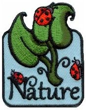 Nature Fun Patch | Girl Scout Fun Patches | PatchFun.com