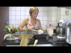 cozinhando com Clarinha Ep  06 Pão sem gluten, sem lactose e sem ovos!