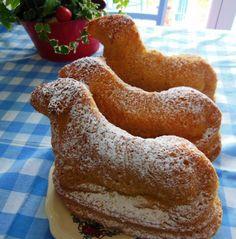 Agneau de Pâques au thermomix. Voici une recette d'agneau de Pâques pour les fêtes de pâques, un gâteau en forme d'agneau. Une recette simple et facile.