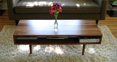 Classic Coffee Table by eastvoldfurniture on Etsy, $650.00