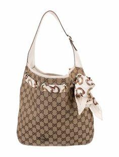 c42d3a972f3 Gucci Horsebit Scarf Hobo Bag  299 Gucci Horsebit