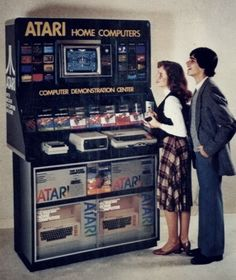 Those were the Atari days...