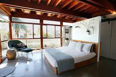 Studio EA | David Hertz Architects Inc. - modern - bedroom - los angeles - David Hertz & Studio of Environmental Architecture