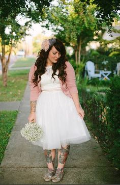 Vestidos para noivas baixinhas | Casar é um barato