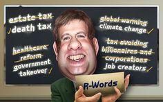 Republican repeal of estate tax a big tax break to rich freeloaders