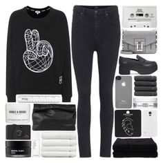 """""""If you know you can't go back, now you can win over all those mistakes"""" by pure-and-valuable ❤ liked on Polyvore featuring Citizens of Humanity, Kenzo, Proenza Schouler, Opening Ceremony, Incase, Topshop, Home Source International, Windle & Moodie, CASSETTE and Kiehl's"""